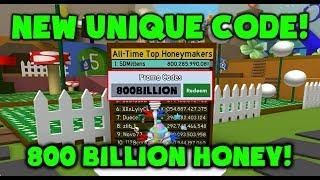 New Op Code 800 Billion Honey Roblox Bee Swarm Simulator - roblox bee swarm simulator how to get unlimited honey