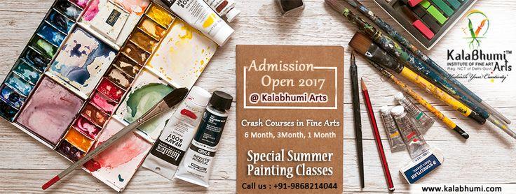 Admission Open 2017 Summer Classes for kids in Delhi