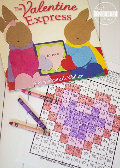 247 best Valentine\'s Day Crafts, Activities, & Printables images ...
