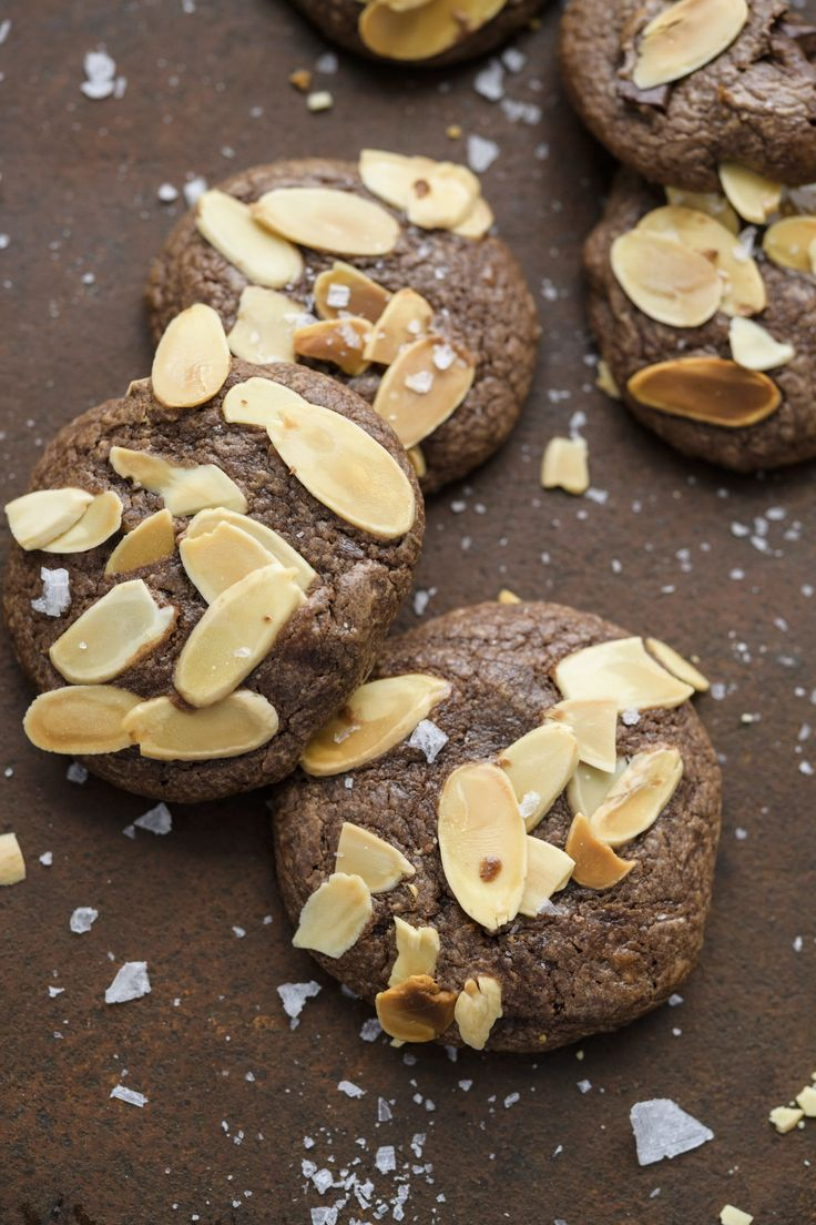 This chewy, rich chocolate cookie uses an unorthodox one-bowl mixing method that is easy and cuts down on cleanup. The almond butter keeps these cookies moist,...
