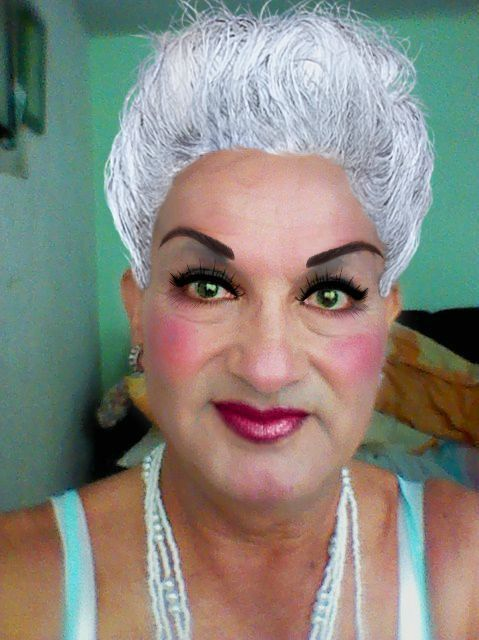"""""""Blancanieves"""" created using TAAZ Virtual Makeover. Try on Hairstyles, Makeup, and color your own hair. It's free!"""