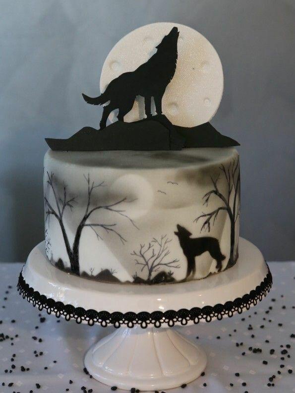 Boda del licántropo Alvarito y búho schico Sibi Montes - Página 2 A10981ec501cd7d12534a5e44a713fa7--animal-cakes-halloween-cakes