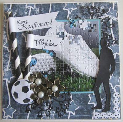 Pipserier: Dixi Craft fodboldkort.