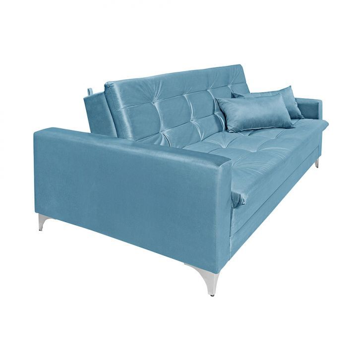 25 melhores ideias de veludo azul no pinterest bolinhos for Sofa azul turquesa