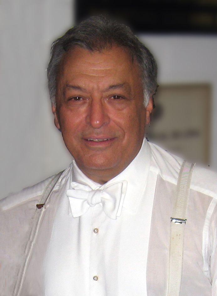 Zubin Mehta - Wikipedia