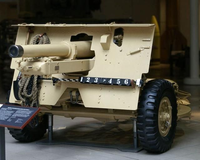 The Ordnance QF 25-pounder was the standard artillery piece used by British Commonwealth forces during World War II. Designed to be an improvement over the World War I-era 18-pounder, the 25-pounder saw service in all theaters and was a favorite with gun crews. It remained in use through the 1960s and 1970s.