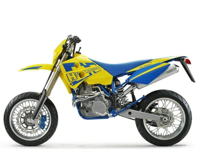 FS 450e, 2004-2005