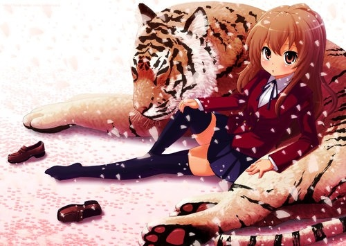 89 best Anime Tiger Girls images on Pinterest | Tigers, Anime ...