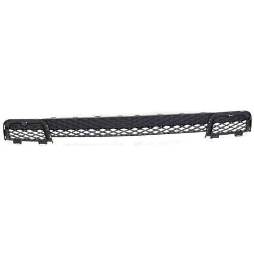 2008-2009 Chevy Equinox Front Bumper Grille, Black