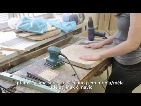 renovace nábytku - YouTube