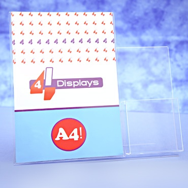 We carry the largest range of quality brochure holders at a variety of price options and size.  Delivered #NZ wide!
