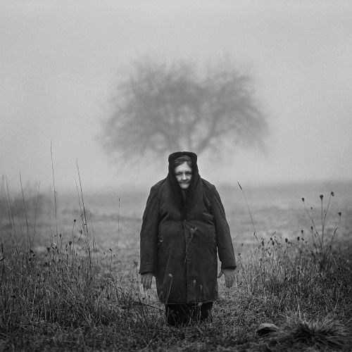 alfiusdebux:  Adam Panczuk. Polish farmer from the book Karczeby