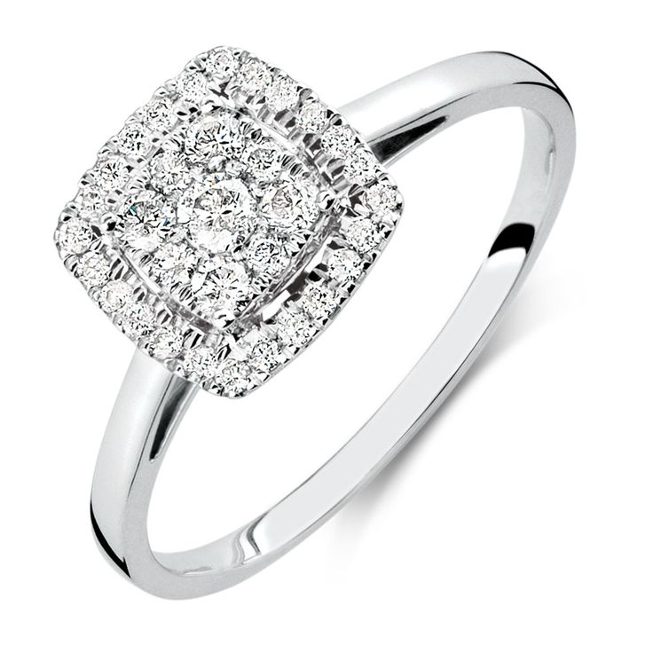 Micheal Hill Engagement ring