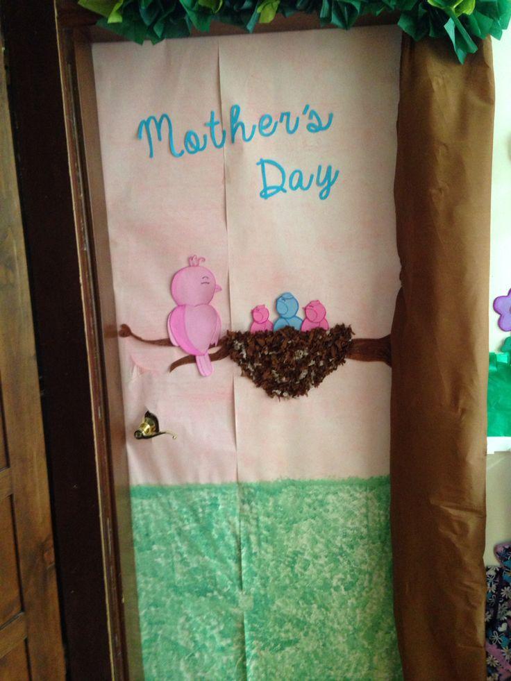 7 best mis creaciones images on pinterest door de - Decoracion dia de la madre ...