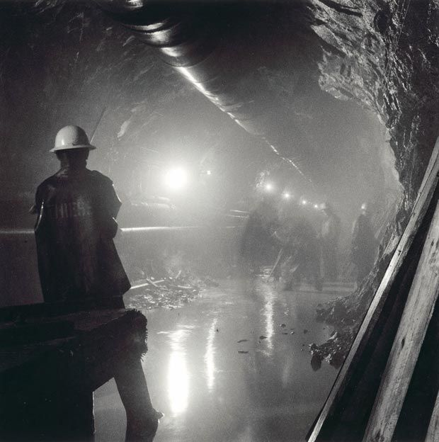 Snowy Mountain Authority tunnel, New South Wales, 1959 The Snowy Mountain…