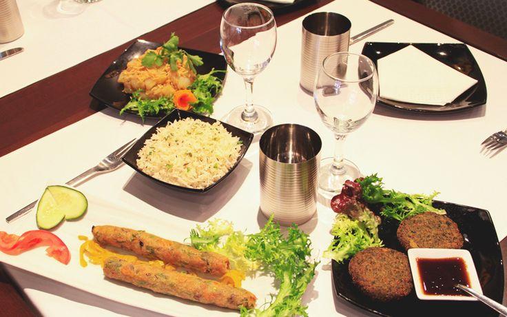 One cannot #think well, #love well, #sleep well, if one has not dined well...! Sindur Restaurant :) http://www.sindur-restaurant.com/ #barcelona #spain