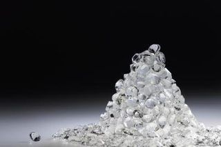 How to Make Edible Sugar Diamonds | eHow