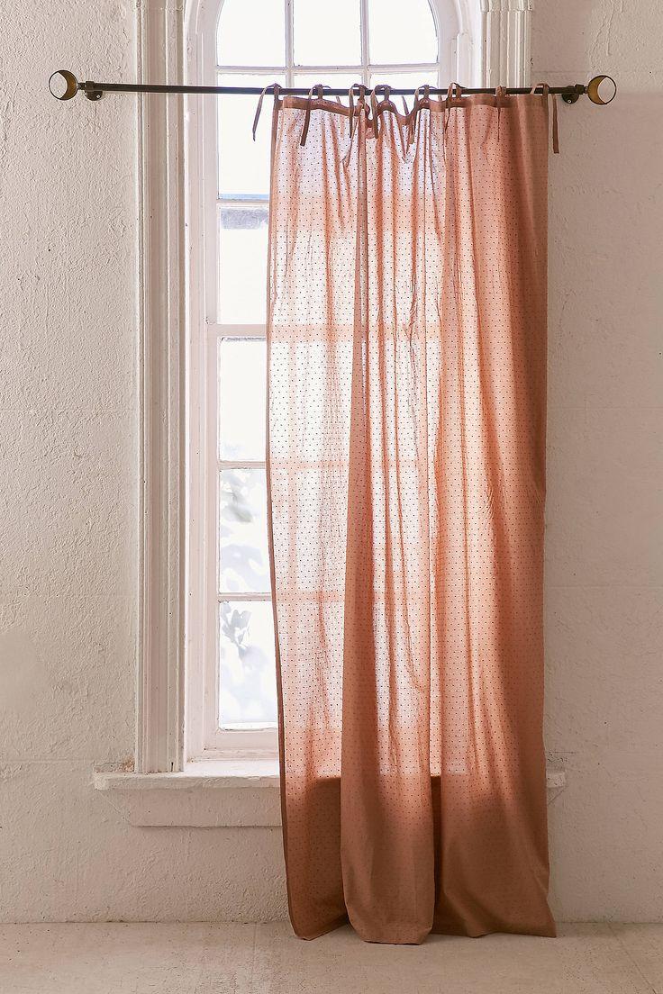 les 25 meilleures id es de la cat gorie rideaux pois sur pinterest chambre pois literie. Black Bedroom Furniture Sets. Home Design Ideas