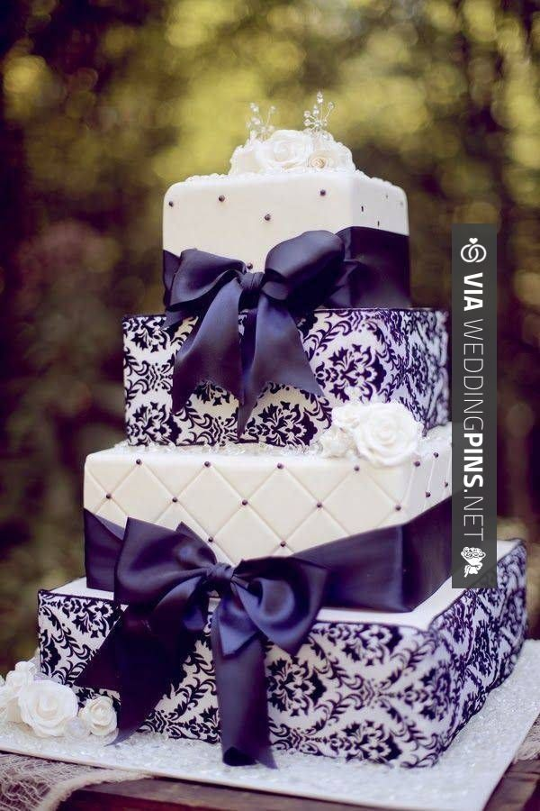 Neat - | CHECK OUT THESE OTHER AMAZING PHOTOS OF NEW Wedding Cakes 2017 AT WEDDINGPINS