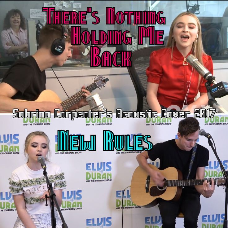 Sabrina Carpenter Acoustic Covers. Choose your favorites in the comments. // @sabaribello
