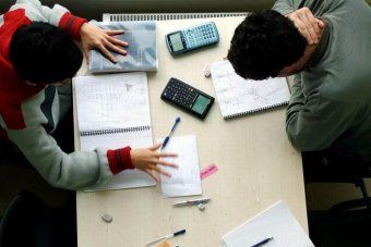 Study finds homework has limited value.