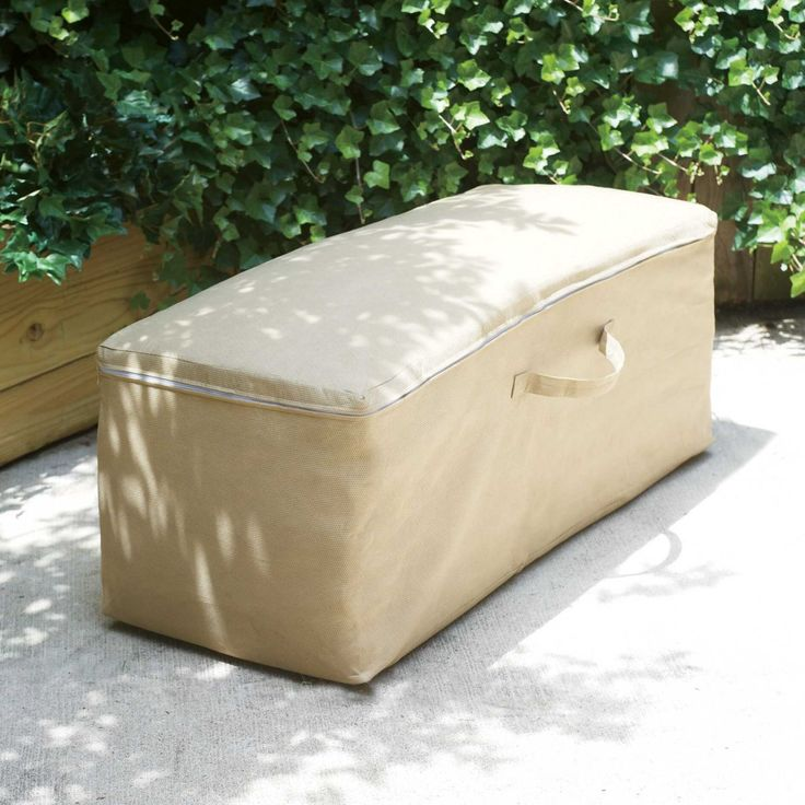 Keep Your Outdoor Furniture Cushions Protected! This Sturdy Cushion Storage  Bag Is Made Of Car Cover Material To Protect Your Patio Cushions From Sun,  ... Part 28