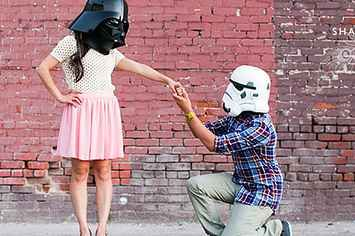 23 Gloriously Geeky Engagements