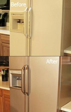 How to Update Your Kitchen with Stainless Steel Paint