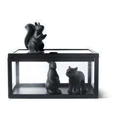 IKEA - OKÄND, Box, The decorative box can be used to display your favorite small items.Perfect for storing small items like keys, jewelry or other accessories.