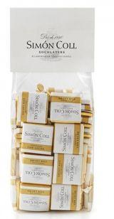 Simon Coll 5g. Minitablete de ciocolata extrafina cu lapte (100/bag) FARA GLUTEN