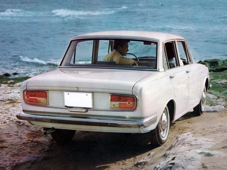 Toyota Corona - 1965