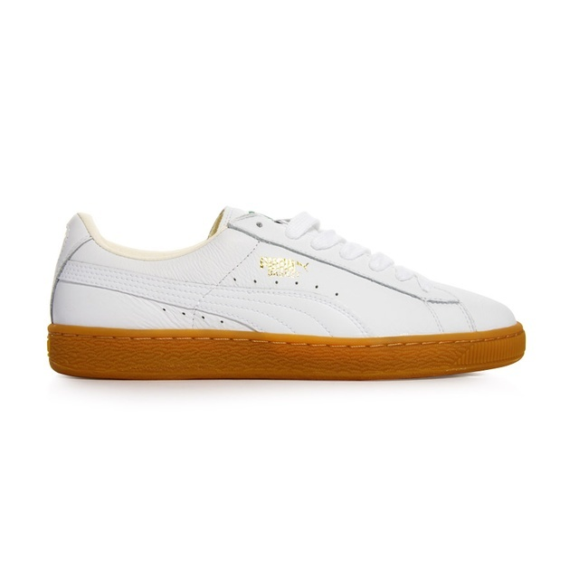 white puma with gum bottom Sale a18481bc21