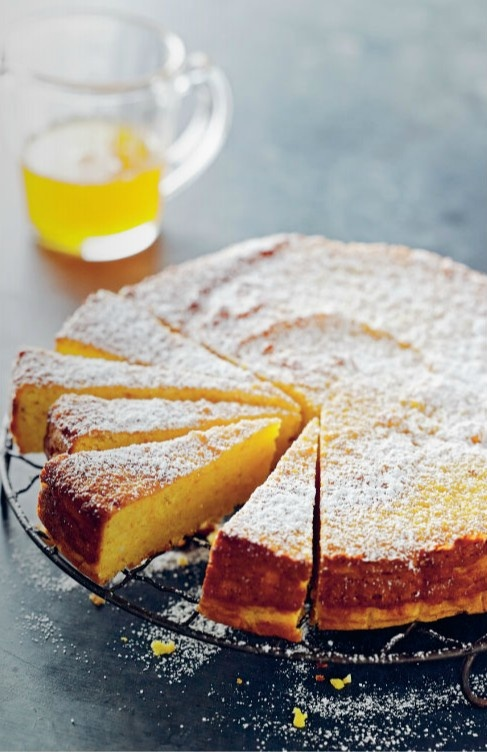 Matt Preston is now a household name and his old flatmate introduced him to this recipe...Jen'sOrangeCake.