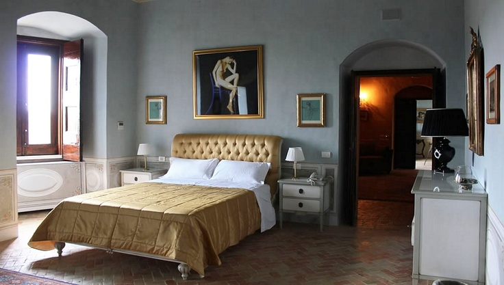 style and comfort at #Palazzo Viceconte, Matera, #Italy