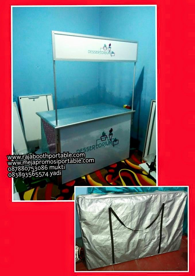 Raja Booth Portable spesialis produksi booth portable sejak 2012. www.rajaboothport... 087880753086 mukti 083893565574 yadi #boothportable