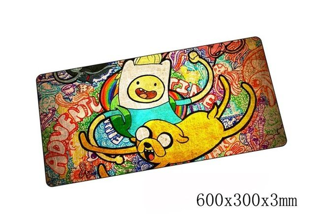 Adventure Time mouse pad 600x300x3mm pad per mouse del computer notbook mousepad High end gaming padmouse gamer per computer portatile del mouse mat in Adventure Time mouse pad 600x300x3mm pad per mouse del computer notbook mousepad High-end gaming padmouse gamer per computer portatile del mouse matda Tappetini per il Mouse su AliExpress.com | Gruppo Alibaba
