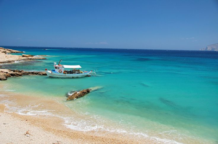 What to Do in Koufonissi Island in Greece.Amazing blue waters in Koufonisia