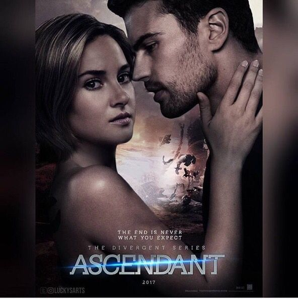 WHY ARE THEY CALLING IT ASCENDANT??? I DON'T UNDERSTAND! IT IS CALLED ALLEGIANT! END OF STORY