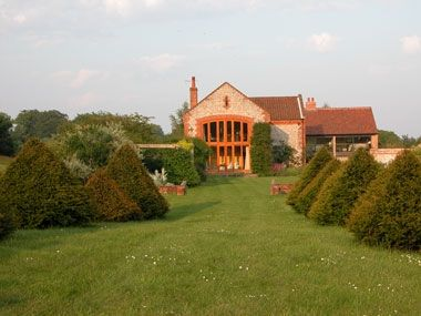 Chaucer Barn at Baby Friendly Boltholes Sleeps 18 in 6 bedrooms + infants