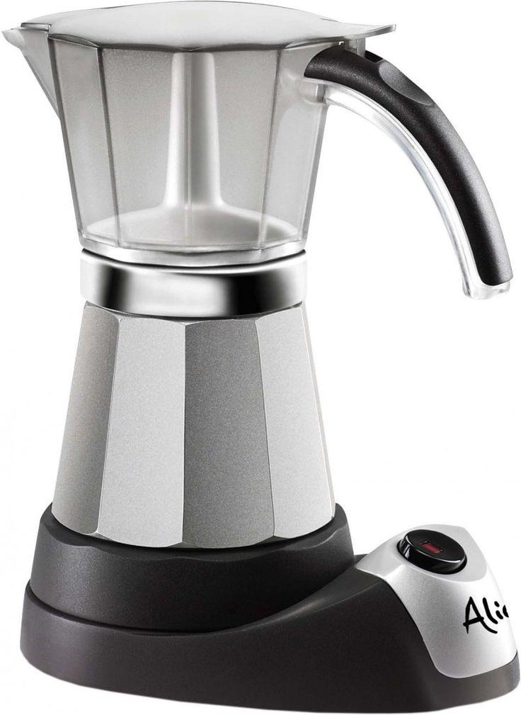 DeLonghi Alicia Moka Espresso and Coffee System Electric