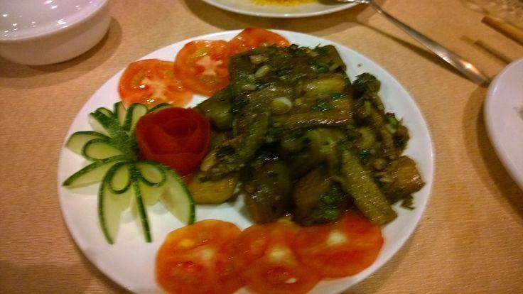 Sauteed Eggplant in Hoi An Vietnam #hoian #vietnam