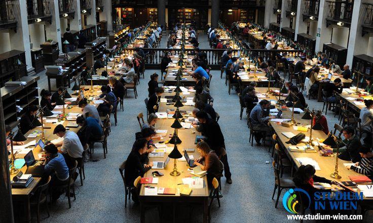 Венский Университет – это великолепный выбор для тех, кто желает получить образование в одном из известнейших вузов всего мира!