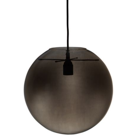 Sphera Glass Pendant 34cm | Freedom Furniture and Homewares