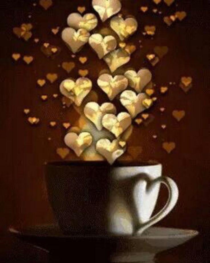 твайлайт была гифы чашка кофе с сердечком объявления