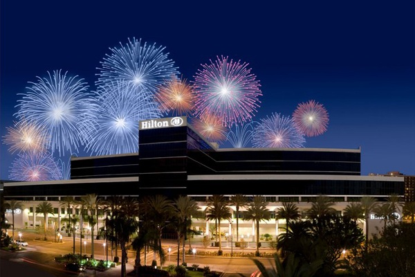 Hilton Anaheim will hold the California Republican Party Fall Convention 2013