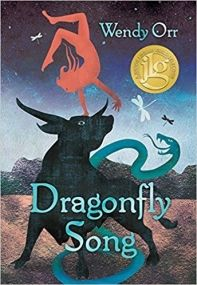 Dragonfly Song by Wendy Orr | YA Books Central reviews