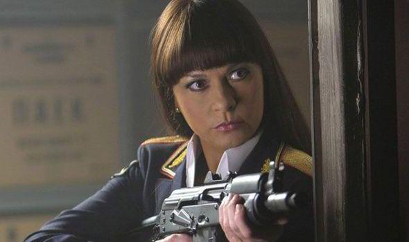 Catherine Zeta-Jones in upcoming film RED 2