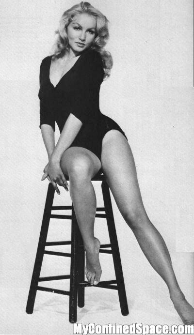 Julie Newmar - Just Perrrrrrrfect!