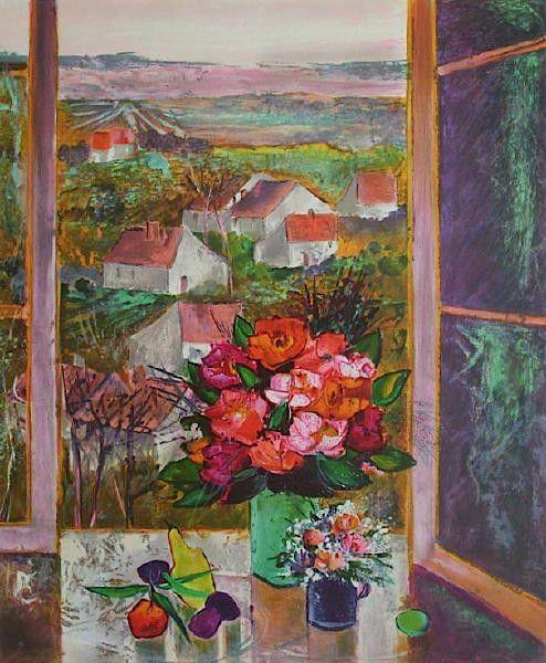 959 best images about art fen tres on pinterest oil on for A la fenetre sarthoise