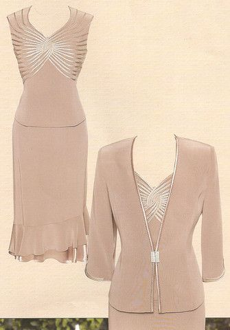 Skirt Suit 02 | Isabella Fashions | Mother of the bride dresses, plus sizes, and evening wear